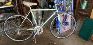 1972 custom CONDOR full Campagnolo equipped road bike (West Roxbury)