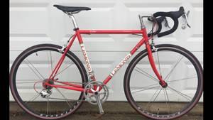 LeMond road bike/Campagnolo 10 speed (Elwood)
