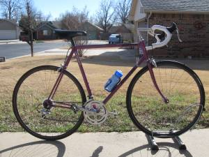 Restored Bridgestone road bike 58cm Nice! (nwokc)