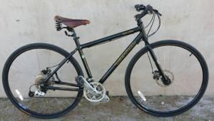 Kona Hybrid Road Bike w Disc Brakes Brooks Saddle - Small - Like New (Central)