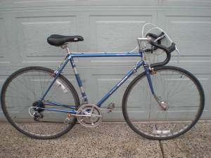 Vintage Motobecane Grand Touring 12 Speed Road Bike/Great Condition (SW