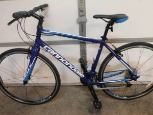 Cannondale QUICK 4 Touring Hybrid Road Bike