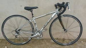 Specialized Ultra Light 46cm Road Bike w Carbon Fork Shimano 105 (Central)