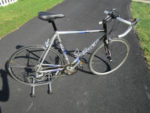 Trek 1000 Road Bike 58cm. L (Hockessin De.)