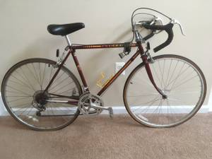 Peugeot Road Bike / Bicycle - vintage (Ashburn va)