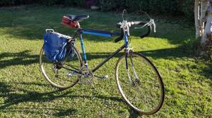 Vintage Raleigh Gran Sport 10 Speed Road Bike (West Hills)