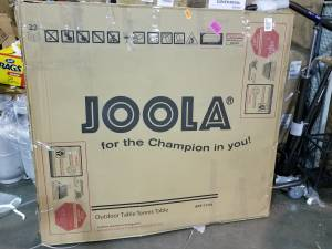 JOOLA Outdoor Table Tennis Table (Duluth)