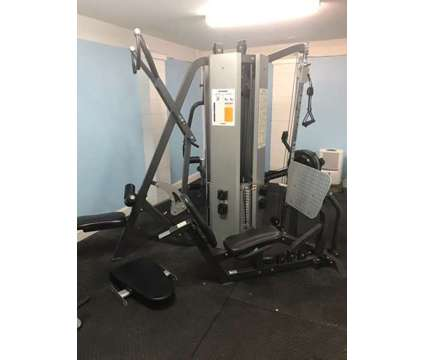 Hoist 4400 4 stack multi gym