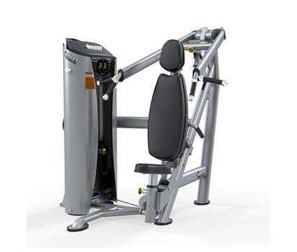 Hoist HD-3300 Chest Press/Shoulder Press