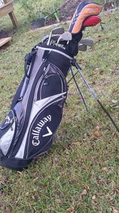 Callaway and Ping golf club set (Florence)