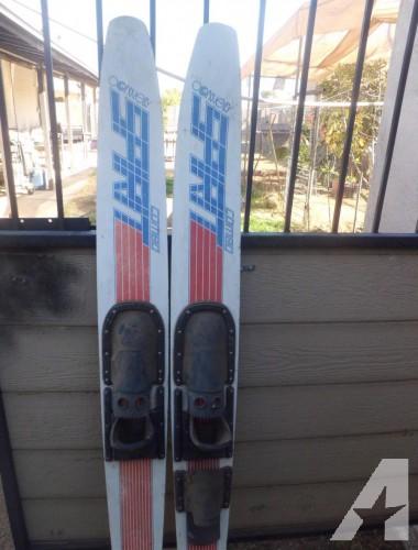Water Skis ...Nice Pair
