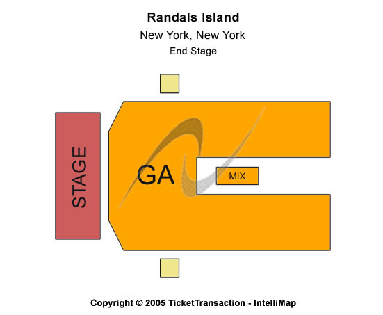 Tickets for Panorama Music Festival - 3 Day Pass at Randalls Island in New York