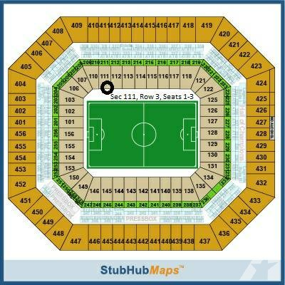 International Champions Cup Final Tickets- Liverpool v. Man Utd -