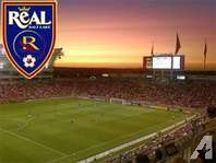 3 Front Row Tickets - Real Salt Lake (RSL) vs. LA Galaxy - Wed, May 6th