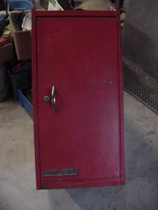 Mac Tools Side Cabinet (Lempster,NH)