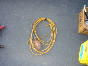Extension Cord with Light for Sale! (Elizabeth Township , PA)