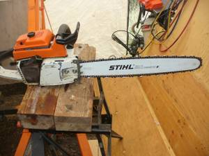 041 av stihl chainsaw made in germany (port orchard)