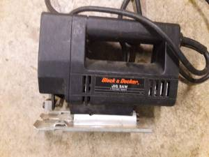 Black and Decker jig Saw (Eugene)