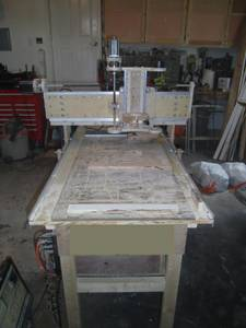 CNC Router (Moundsville)