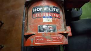 Older generator (Tulsa)