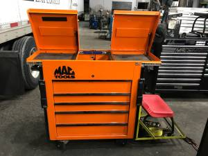 Mac tool cart (Harrah)