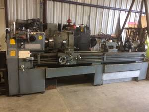 19x80 Leblond Big Bore Engine Lathe (Shroeder)