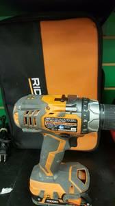 Ridgid R86008 Drill Set (922 Melbourne Rd)