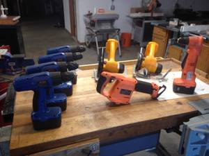 18 v Battery tools (New Berlin)