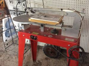 Hawk Scroll Saw Model 220VS (Like New) (Waynesboro, Va)