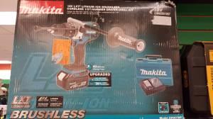 Makita 18v LXT 12 Hammer Drill Kit Retails for $299.99 (922 Melbourne Rd)