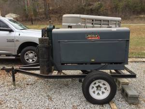 Lincoln SA250 Welder (Ky)