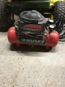 Air compressor (Richford)