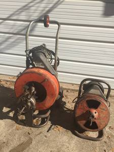2 General Sewer Machines (West Fort Worth)