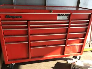 For Trade....Large Snap On Tool Box (Griffin GA)