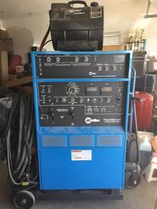 Miller Syncrowave 500 (ca-utah)