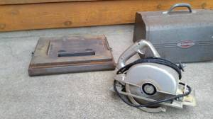 CRAFTSMAN CIRCULAR SAW -VINTAGE 1950s (Savage, MN)