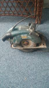 Black & Decker Circular Saw (Johnston)