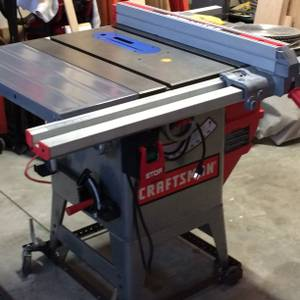 Craftsman Table Saw (Otsego, MN)
