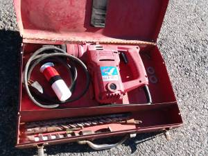 Rotary Hammer Drill (PLYMOUTH)