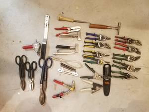 Sheetmetal Hand Tools (Coweta)