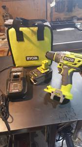 Brushless! Ryobi Hammer drill 18v (Cockeysville)