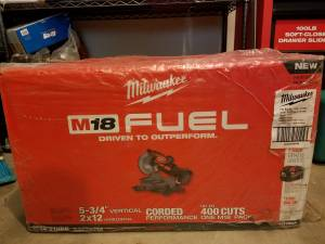 Brand New Milwaukee M18 Fuel 10