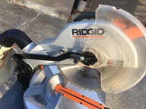 Rigid Miter Saw (Chesaning)