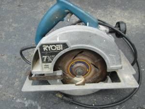 Ryobi 7 1/4 Circular Saw (Havre de Grace, Harford County)