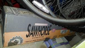 Saw Horse Sawhorse for sale new in box (Newburyport)