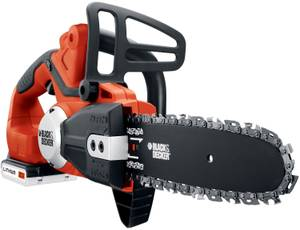 Black and Decker LCS120 20-Volt Lithium Ion Cordless Chain Saw (Lanesville
