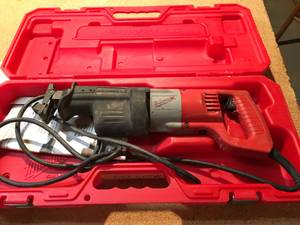 Milwaukee 6509-22 Sawzall 11-Amp Reciprocating Saw (Sheepshead Bay)