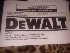 Dewalt Saw (Owensboro, KY)