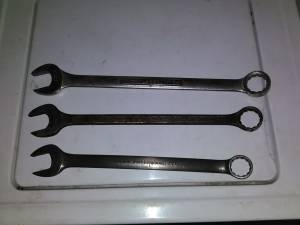 Proto combo wrenches (Sw)