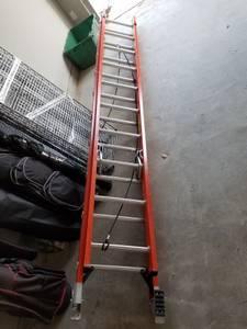 Werner Extension Ladder 20ft